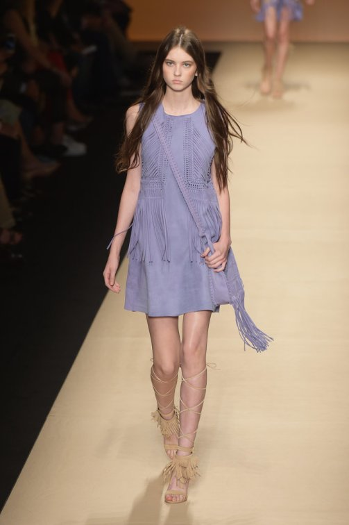 Blue-Suede-Dress-by-Alberta-Ferretti-Spring-2015