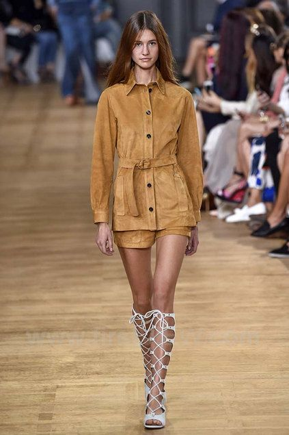 Chloe Paris Fashion Week Spring Summer 2015 Sept-Oct 2014